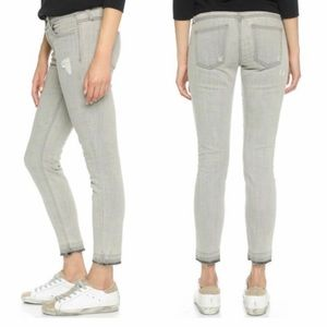 Current/Elliot The Stiletto Skinny Ankle Jeans